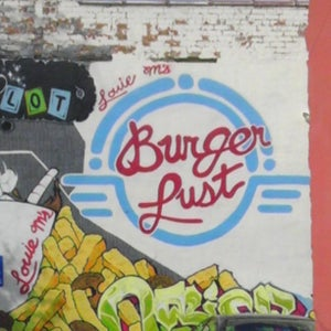 Burger Lust Cafe