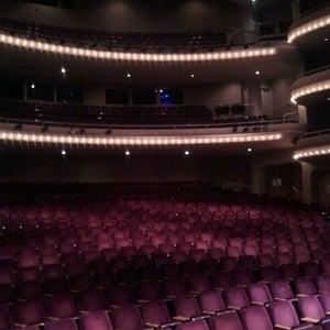 Photo of McCallum Theatre