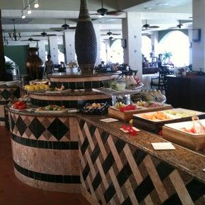 Bayside Restaurant, Sandals Grande Antigua
