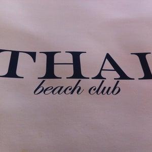 Thai - Beach Club