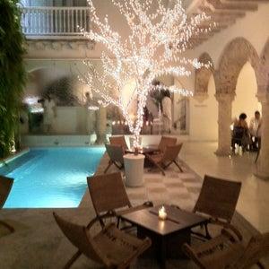 Vera Restaurant At Tcherassi Hotel