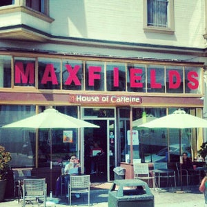Maxfield's House of Caffiene