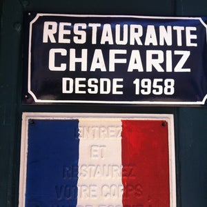 Restaurante Chafariz