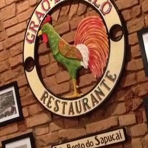 Grão do Galo Restaurante e Pizzaria