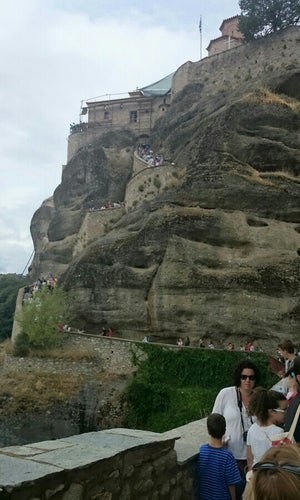 Монастырь Варлаам (Monastery Varlaam)