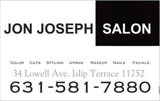 Jon Joseph Salon