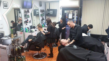 Rafael's Barbershop
