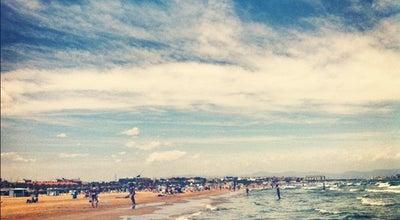 Photo of Beach Platja de el Cabanyal at Carrer De Pavia, Valencia 46011, Spain