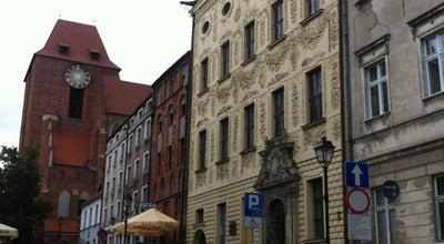 Photo of Historic Site Pałac Dąmbskich at Toruń, Poland