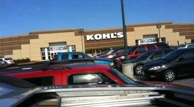Photo of Department Store Kohl's at 301 Geneva Ave, Joplin, MO 64801, United States