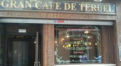 Photo of Coffee Shop Gran Café de Teruel at Joaquín Costa, 34, Teruel 44001, Spain
