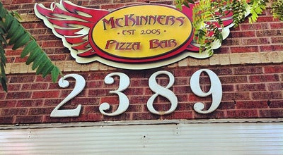 Photo of Pizza Place McKinners Pizza Bar at 2389 W Main St, Littleton, CO 80120, United States