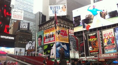 Photo of Historic Site Duffy Square at Between 45th And 47th Streets, Broadway And Seventh Avenue, New York City, NY 10036, United States