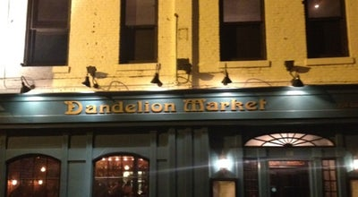 Photo of Tapas Restaurant Dandelion Market at 118 W 5th St, Charlotte, NC 28202, United States