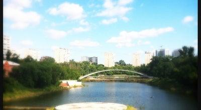Photo of Lake Черкизовский (Архиерейский) пруд at Черкизово, Москва, Russia
