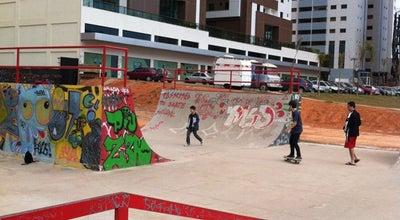 Photo of Skate Park SkatePark Águas Claras at R. 36 Sul, Brasília 71931-360, Brazil
