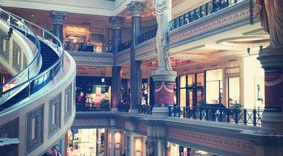 Photo of Hotel Caesars Palace Forum Shops Valet at Flamingo Blvd, Las Vegas, NV 89195, United States