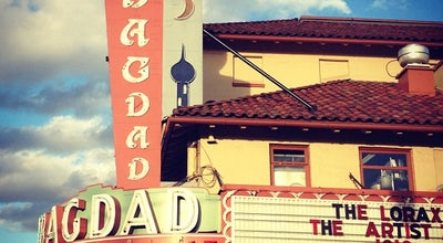 Photo of Movie Theater Bagdad Theater & Pub at 3702 Se Hawthorne Blvd, Portland, OR 97214, United States