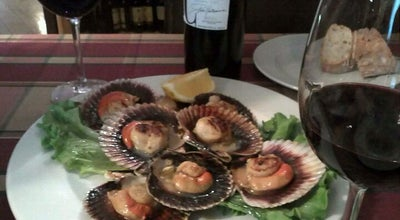 Photo of Spanish Restaurant A Nosa Terra at Rúa Nova, 8, Lugo 27001, Spain