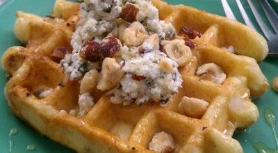 Photo of Breakfast Spot Sweet Iron Waffles at 1203 3rd Ave,, Seattle, WA 98101, United States