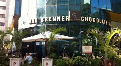 Photo of Dessert Shop Max Brenner (מקס ברנר) at 45 Rothschild Blvd, Tel Aviv 6578403, Israel
