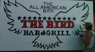 Photo of Restaurant The Bird Bar & Grill at 223 S Main St, Mount Pleasant, MI 48858, United States