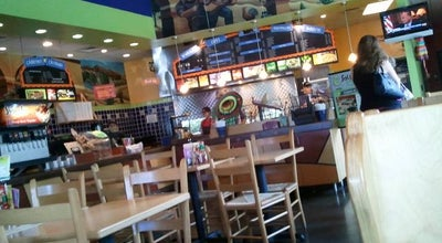 Photo of Mexican Restaurant Salsarita's Fresh Cantina at 12807 S Tryon St, Charlotte, NC 28273, United States