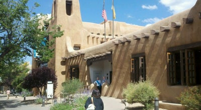 Photo of Art Museum New Mexico Museum of Art at 107 W Palace Ave, Santa Fe, NM 87501, United States