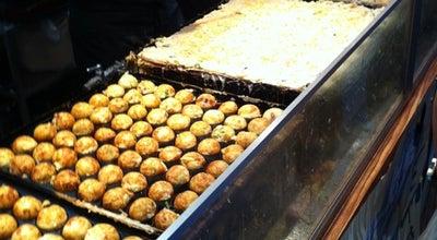 Photo of Food たこやき道楽 わなか 千日前本店 at 中央区難波千日前11-19, 大阪市 542-0075, Japan