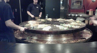 Photo of Restaurant HuHot Mongolian Grill at 6301 University Ave, Cedar Falls, IA 50613, United States