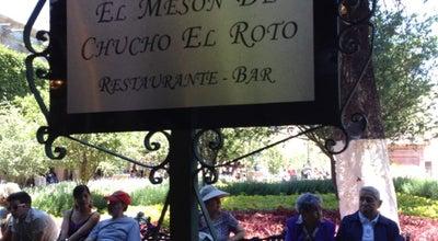 Photo of Mexican Restaurant El Mesón de Chucho El Roto at Pasteur Sur No. 16, Querétaro 76000, Mexico