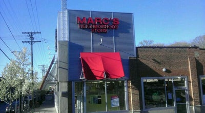 Photo of Grocery Store Marc's Stores at 1833 Coventry Rd, Cleveland Heights, OH 44118, United States