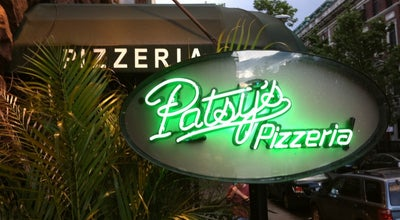 Photo of Pizza Place Patsy's Pizzeria at 61 W 74th St, New York, NY 10023, United States