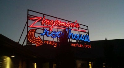 Photo of American Restaurant Zingerman's Roadhouse at 2501 Jackson Ave, Ann Arbor, MI 48103, United States
