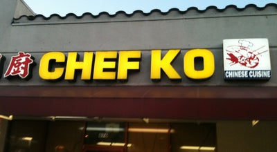 Photo of Chinese Restaurant Chef Ko Chinese Cuisine at 876 W Hamilton Ave, Campbell, CA 95008, United States