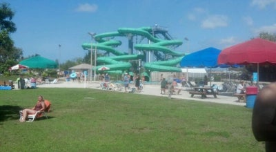 Photo of Water Park Sun Splash at 400 Santa Barbara Blvd, Cape Coral, FL 33991, United States