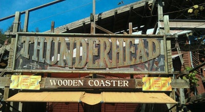 Photo of Theme Park Thunderhead at 2700 Dollywood Parks Blvd, Pigeon Forge, TN 37863, United States
