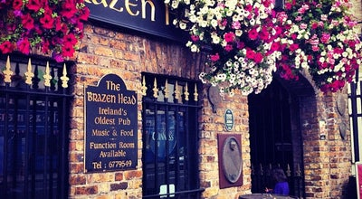Photo of Pub The Brazen Head at 20 Bridge St, Dublin 8, Ireland