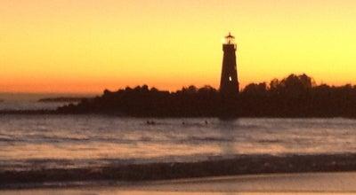 Photo of Beach Twin Lakes State Beach at East Cliff Dr, Santa Cruz, CA 95062, United States