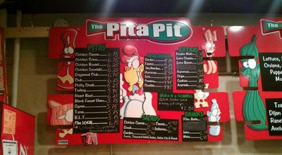 Photo of Mediterranean Restaurant Pita Pit at 107 Marshall St, Syracuse, NY 13210, United States