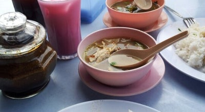 Photo of Soup Place Sup Tulang Power at Medan Selera Kg Dato Abu Bakar Baginda, Bangi 43500, Malaysia
