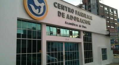 Photo of Church Centro Familiar de Adoración at Cra 27 # 34-35, Bucaramanga, Colombia