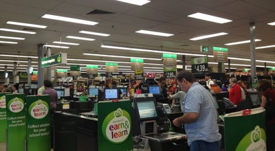 Photo of Grocery Store Woolworths at 80 Lake St., Cairns, QL 4870, Australia