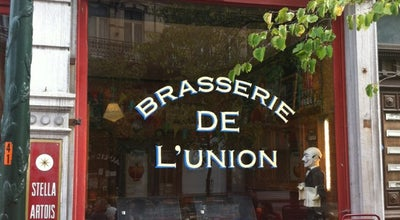 Photo of Food Brasserie de l'Union at Sint-gillisvoorplein 52 Parvis De Saint-gilles, Sint-Gillis / Saint-Gilles 1060, Belgium