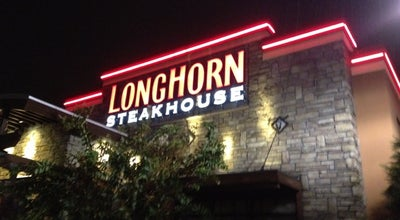Photo of Steakhouse LongHorn Steakhouse at 8150 W Irlo Bronson Memorial Hwy, Kissimmee, FL 34747, United States