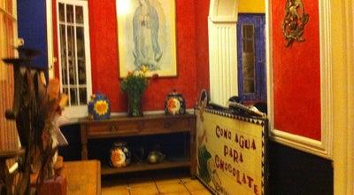 Photo of Mexican Restaurant Como Agua Para Chocolate at Calle Pancho Fierro 108, San Isidro, Peru