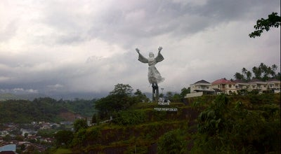 Photo of Monument / Landmark Monumen Yesus Memberkati at Citraland, Manado, Indonesia