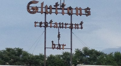 Photo of American Restaurant Gluttons Restaurant & Bar at 1539 East Broad Street, Statesville, NC 28625, United States