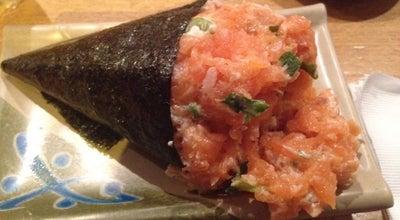 Photo of Sushi Restaurant Temakeria e Cia at Al. Santos, 1187, São Paulo 01419-001, Brazil