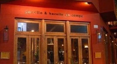 Photo of Argentinian Restaurant Las Cholas at Arce 306, Las Cañitas, Argentina